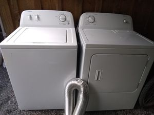 Admiral washer and dryer for Sale in Spanaway, WA