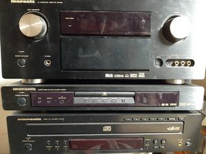MARANTZ RECIEVER CD AND DVD for Sale in Oak Lawn, IL