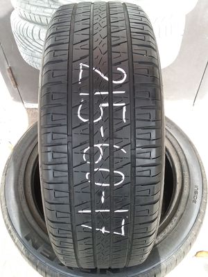 One used 215 60 17 Sailun tire for Sale in Jacksonville, FL