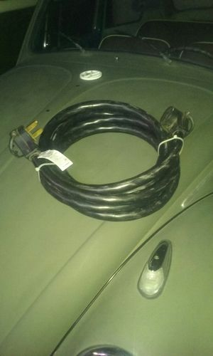 RV POWER CORD PRICE IS FIRM NO LOWBALLERS PLEASE NO TRADES for Sale in Rialto, CA
