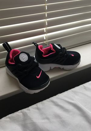 Infant Presto Black and Pink Nike for Sale in Nashville, TN