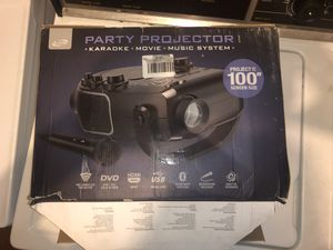 Party projector for Sale in Saint Joseph, MO