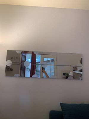 Wall mounted mirror for Sale in Houston, TX