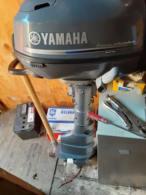 Yamaha outboard motor for Sale in San Francisco, CA