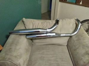 Motorcycle exhaust for a Honda model number hm Dash Meg- A2 Honda Sankei 2411 for Sale in Saint Petersburg, FL