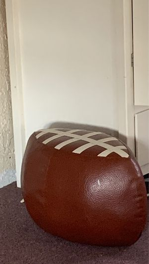 Football stool for kids for Sale in Riverview, FL