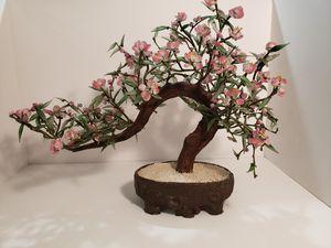 Antique cherry blossom glass Bonsai tree for Sale in Altamonte Springs, FL