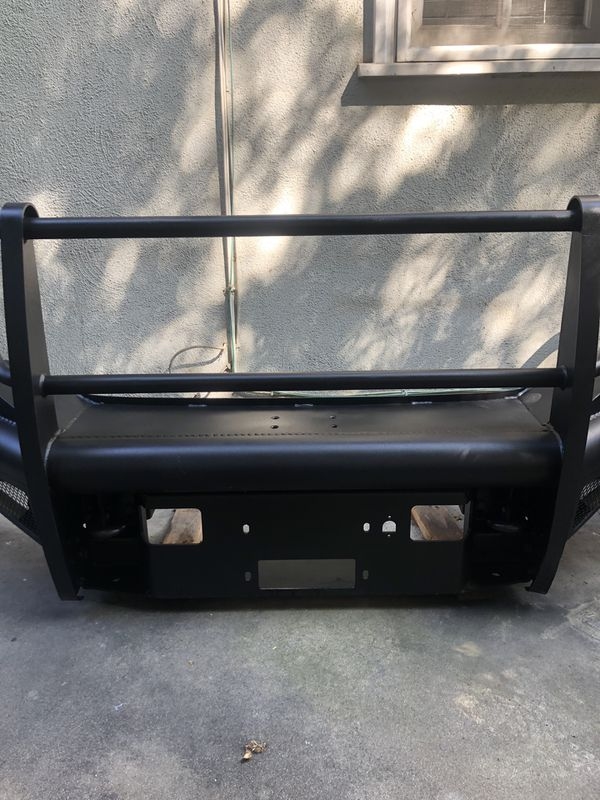 Ford superduty/excursion front bumper