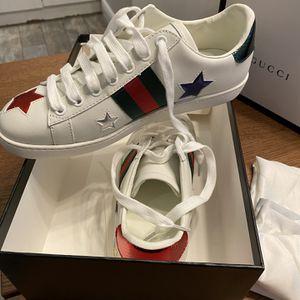 Gucci Stars Leather 100% Authentic for Sale in Pompano Beach, FL