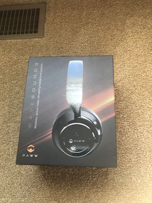 PAWW Noise cancelling headphones for Sale in Carlisle, PA