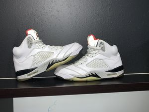 air jordan 5 size 10.5 cement for Sale in Federal Way, WA
