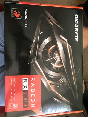 Brand New Gigabyte Radeon RX 580 Graphics Card for Sale in Fresno, CA