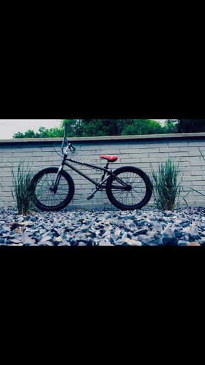 Bmx bike. Brand new. Green grips. Red seat. Black/brown color. for Sale in South Salt Lake, UT