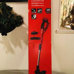 !!!Craftsman 20V String Trimmer and Edger!!! for Sale in Reedley, CA