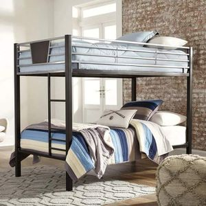 Brand New Twin/Twin Bunk Bed w/Ladder $399 (Mattresses sold separately) for Sale in Richmond, VA