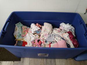Huge baby girl lot. Newborn-12 months for Sale in Martinsburg, WV
