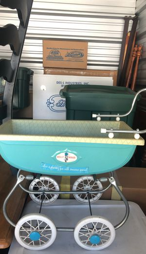 Vintage play baby stroller for Sale in China Grove, NC