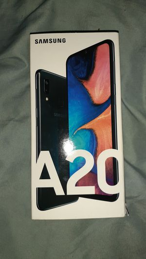 Samsung A20 for Sale in Los Angeles, CA
