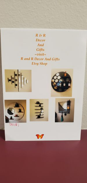 Wall art, mirrors, shelves and decor for Sale in Pompano Beach, FL