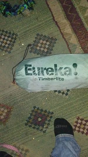 Eureka Timberline 2 man tent for Sale in Salt Lake City, UT