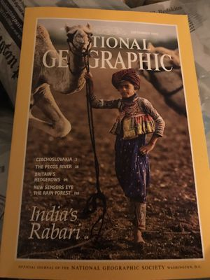 National Geographic Magazines year's 1993 - 2000 pick for Sale in West Springfield, VA