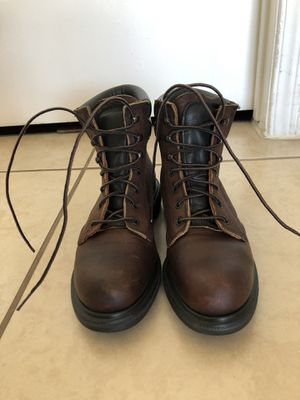 red wings women leather boots for Sale in Las Vegas, NV
