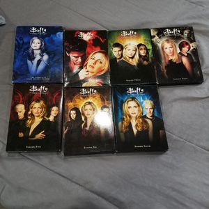 All Seasons Of Buffy The Vampire Slayer for Sale in Fullerton, CA