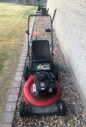 Yard machines lawn mower for Sale in Pinetop, AZ
