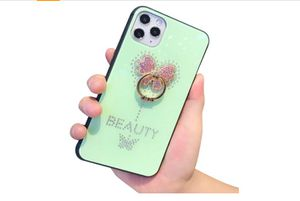 iPhone 11 Pro Max Case with Stand,Lozeguyc iPhone 11 Pro Max 6.5 Inch Cute Rhinestone Cover Luxury Fashion Stylish Bling Hard Hybrid Case with Diamon for Sale in Rancho Cucamonga, CA