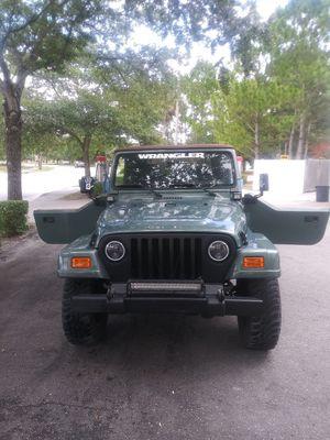 2000 jeep wrangler for Sale in Tampa, FL