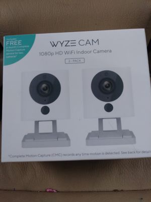 Wyze wifi security cameras for Sale in Salt Lake City, UT