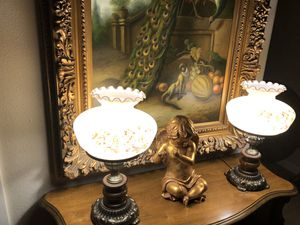 2 Beautiful vintage lamps for Sale in Vancouver, WA