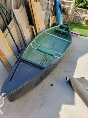 15 ft CANOE for Sale in Nampa, ID