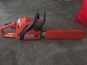 Husqvarna 18in chainsaw for Sale in Auburn, WA