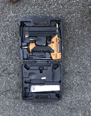 Bostitch 18 gauge nail gun for Sale in Arlington, VA