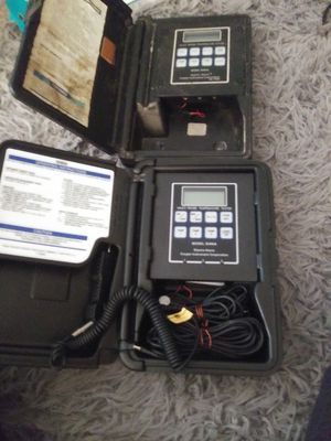 2 construction thermometers with multiple attachments for Sale in Columbus, OH