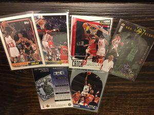 6 *Rare* Michael Jordan basketball cards for Sale in Woodbridge, VA