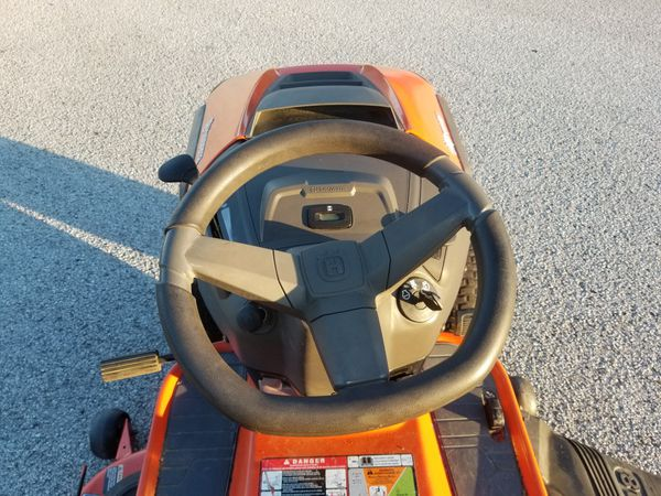 Husqvarna Yth24k48 Riding Mower 24hp 48 Quot Del Auto