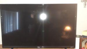 TCL roku tv for Sale in San Bernardino, CA