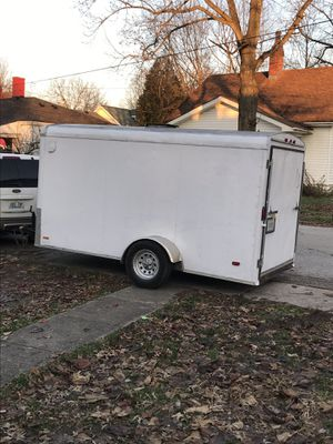 Enclosed trailer 6x12. Newer tire for Sale in Nicholasville, KY