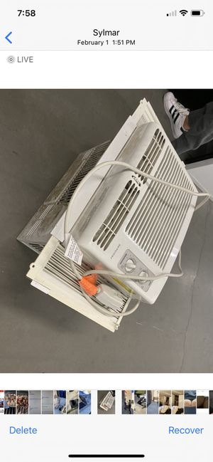 Window AC unit for Sale in Los Angeles, CA