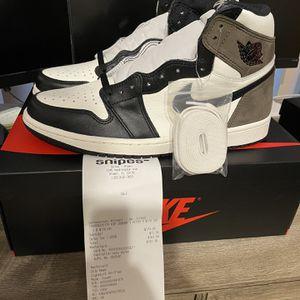Jordan Mocha Retro 1 Size 10 for Sale in Hollywood, FL