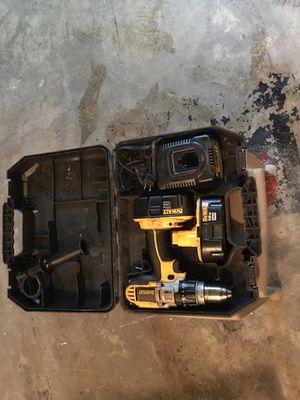 DeWalt 18 volt hammer drill for Sale in Butler, IN