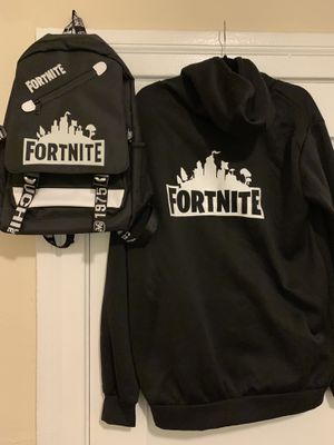 Limited edition fortnite backpack for Sale in Los Angeles, CA