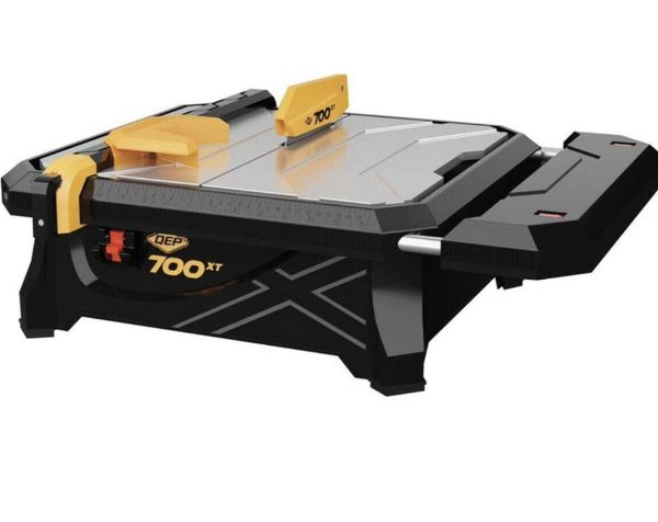 Tile Wet Saw With Extension Table