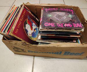 60+ Mixed Genre Vinyl Records for Sale in Melbourne, FL