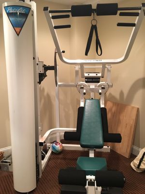 Complete like new Gym equipment for Sale for sale  Chester, NJ