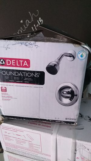 Delta shower valve for Sale in Grand Island, NE