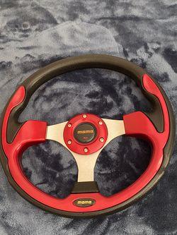 MOMO Steering Wheel for Sale in Bakersfield,  CA