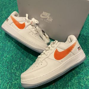 "Nike Air Force 1 ""NYC x KITH"" Size 5y for Sale in Western Springs, IL"